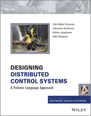 book cover: Distributed Control Systems, a Pattern Language Approach